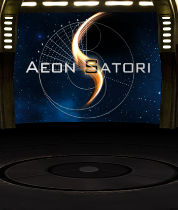 Progressive Rock Group AeonSatori Logo